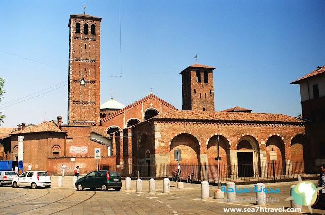 ميلانو بلد الجمال