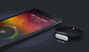 Xiaomi Mi Band 2 Akıllı Bileklik Göründü