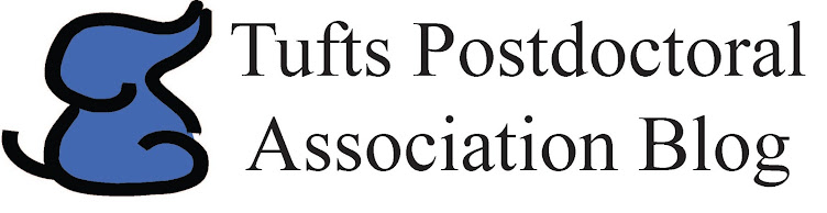 Tufts Postdoctoral Association Blog