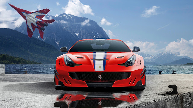 f12 Ferrari f12tdf Speciale