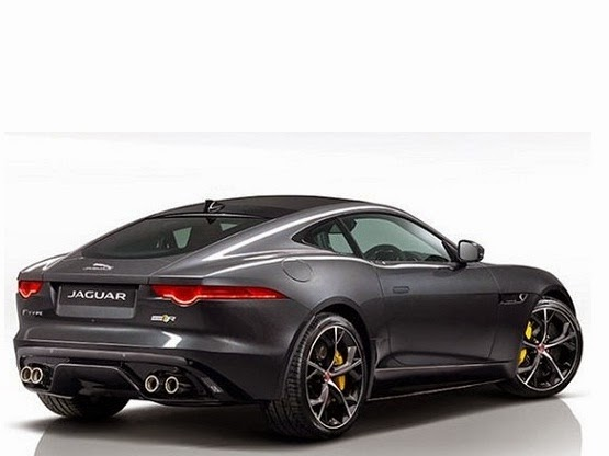 2016 Jaguar F-Type AWD Performance