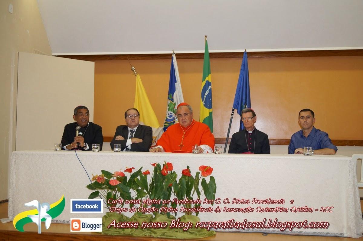 Coletiva de Imprensa com D. Nelson Francelino: Novo Bispo da Diocese de Valença.