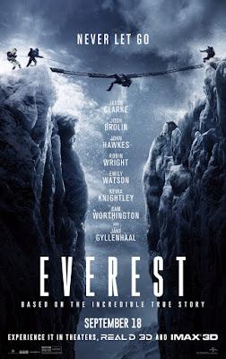 Everest (2015) New Movie Poster