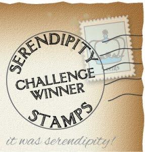 "Serendipity Stamps Blog ""Texture"" Challenge"