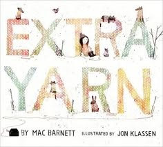 bookcover of Extra Yarn