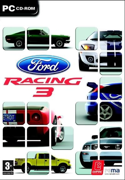 Ford Racing 3 [2012][ PC][Espanol][Accion][Multihost]