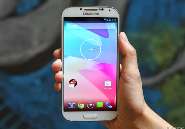 Problema touch screen Samsung Galaxy S4: risposta lenta o non corretta