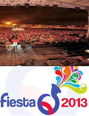 Fiestas de Quito 2013 Programa completo