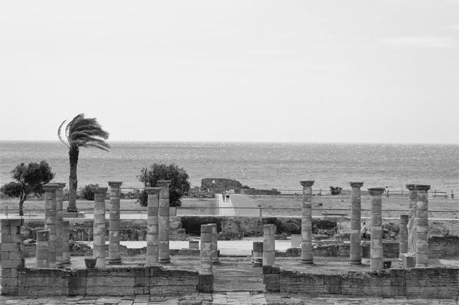 baelo claudia/ bolonia: Tam gdzie ślady stóp... (andaluzja)