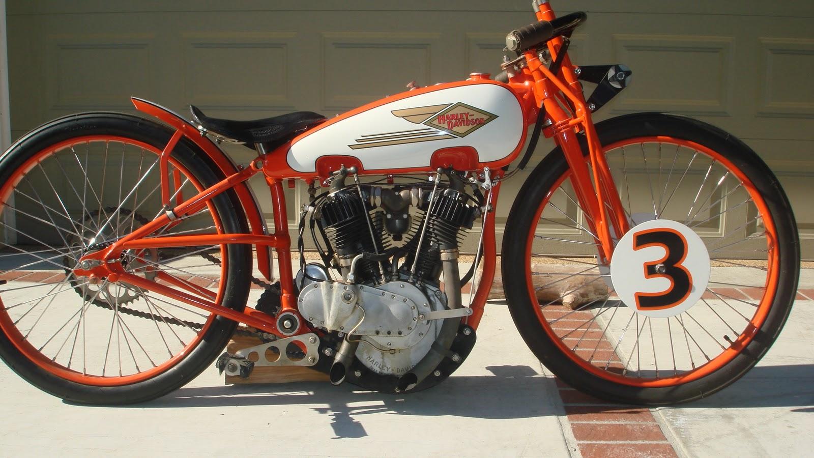 Power Sliding Sidecar 1925 Harley Davidson Boardtrack Racer Jd Pictures
