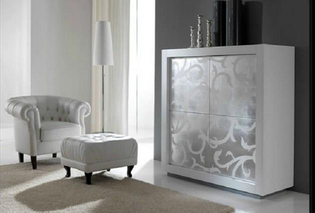 12 dise os de muebles para salas de metal elegantes y - Diseno de muebles de sala ...