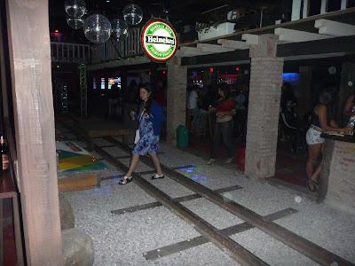 Baile Tatanka en la Barra del Chuy - Uruguay. Barra del chuy. Balnearios de Rocha. Balnearios uruguayos