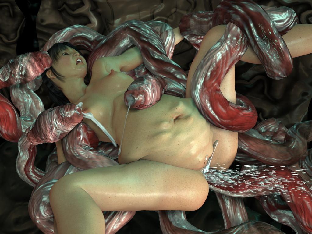 Tentacle art erotic
