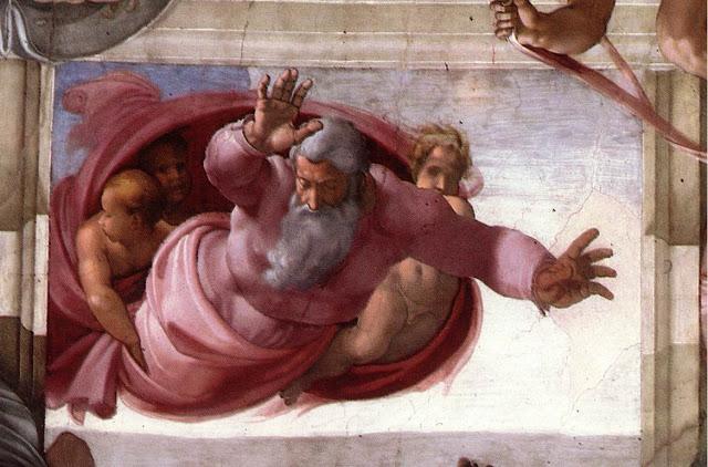 """""""Καί είδεν ο Θεός ότι καλόν"""": Η δημιουργία του κόσμου"""
