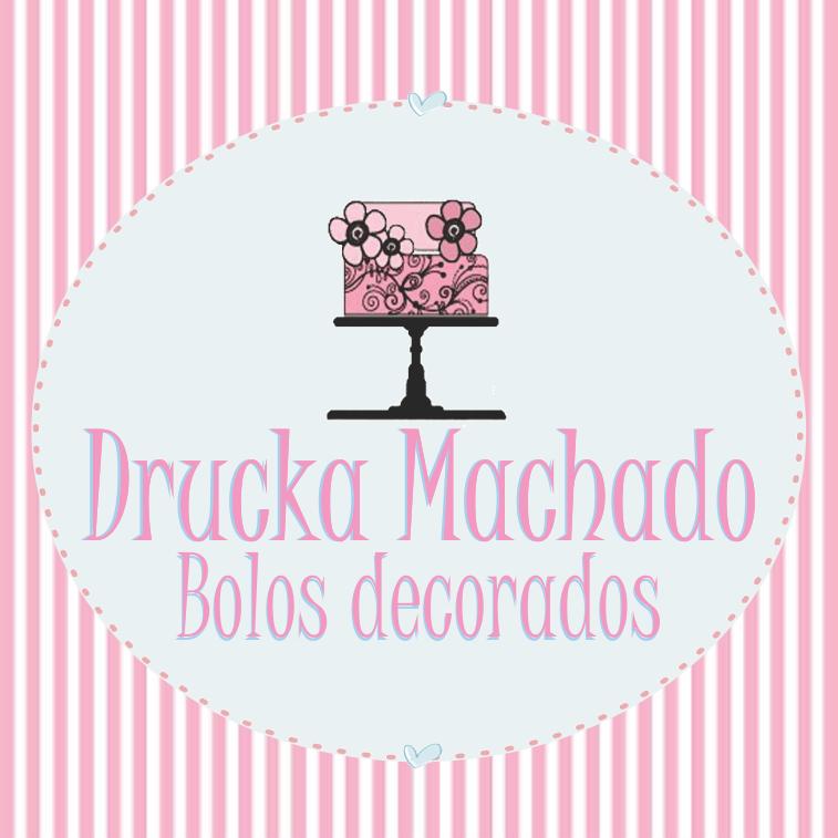 Drucka Machado - Bolos Artísticos