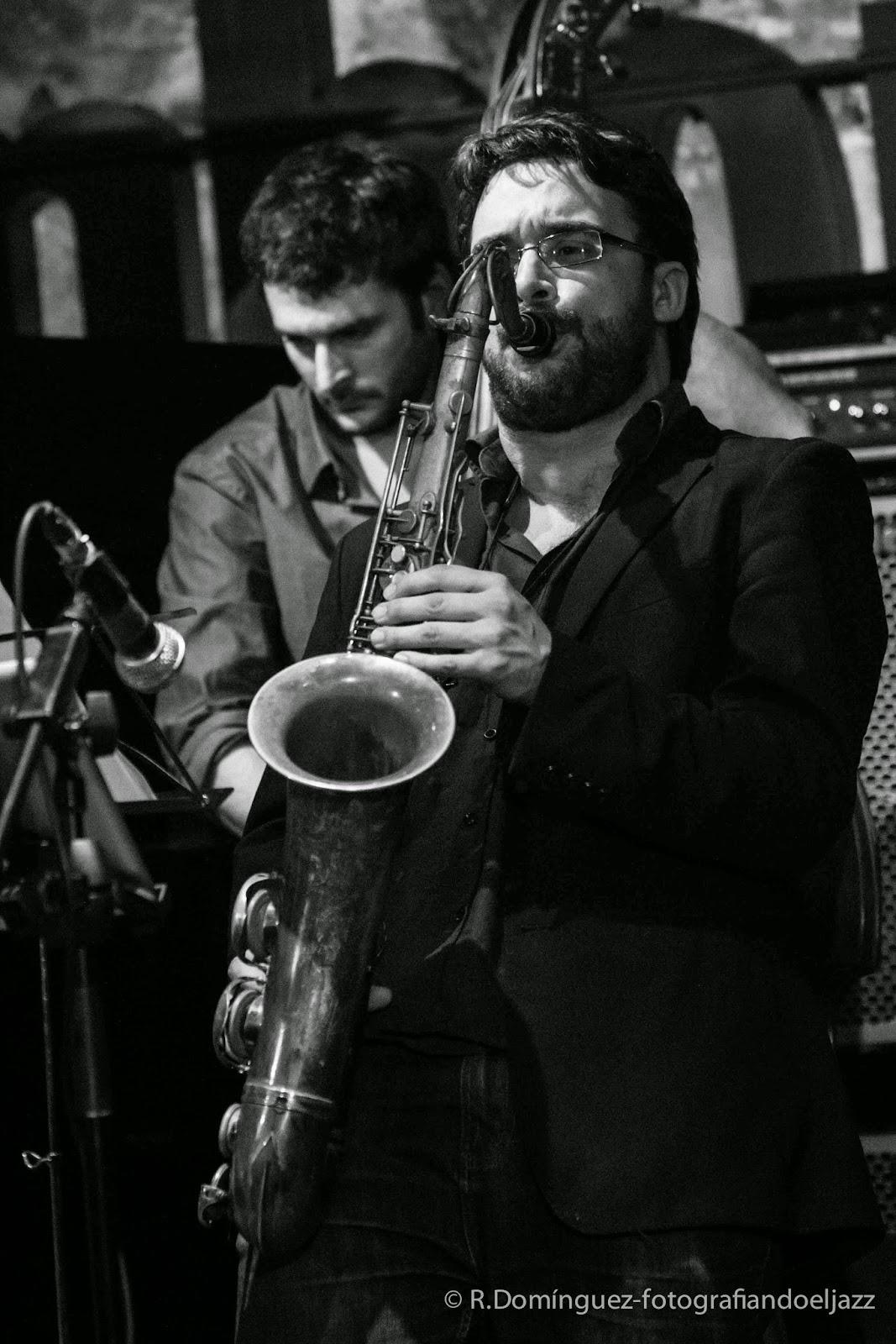 © R.Domínguez - Smack Dab Quintet - Lluc Casares - Pau Sala