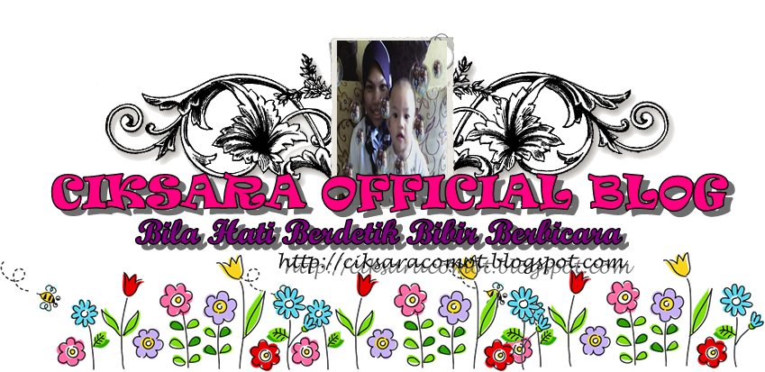 CikSara Official Blog