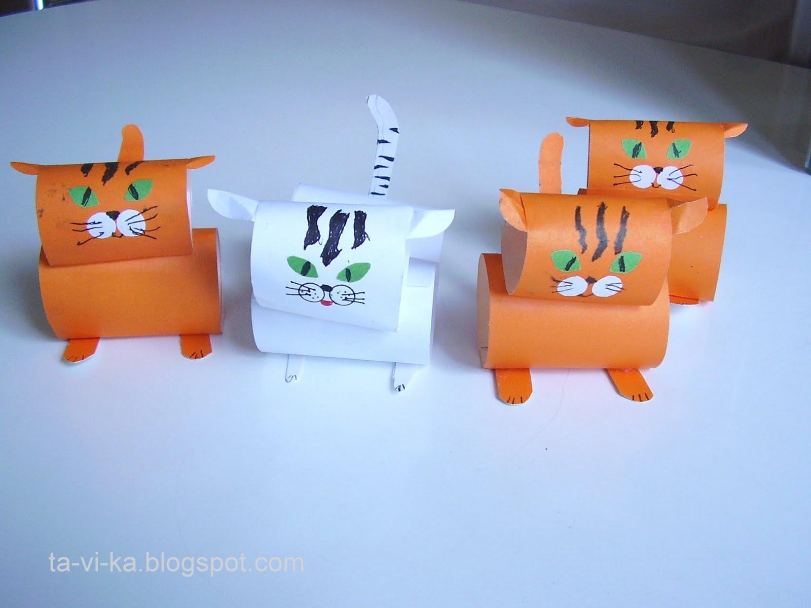 «Поделки из бумаги для детей 4-5 лет» коллекция пользователя 62