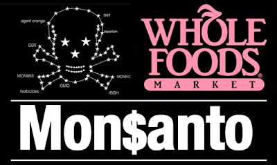 frankenfoods in your 'natural' foods store
