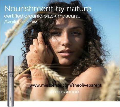 #Vegan Certified #Organic Mascara