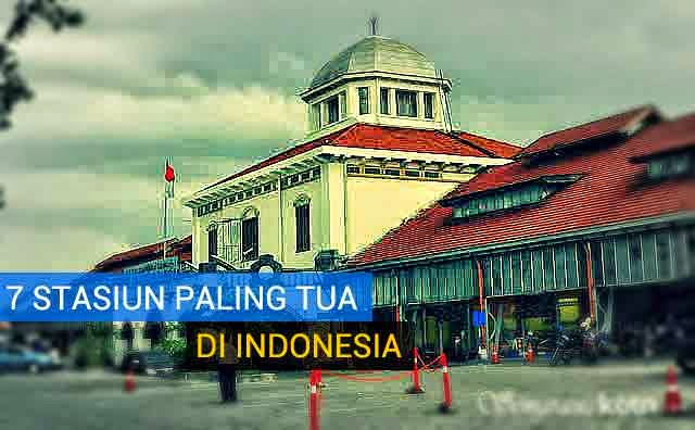 Stasiun Semarang Tawang | 7 Stasiun Kereta Api Paling Tua di Indonesia