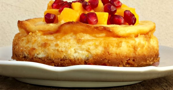 tarta de queso y frutas {para Mary Luz}
