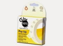 Клеевые точки постоянной приклейки POP UP, Glue Dots, арт.RTDEPOP75 (000019)