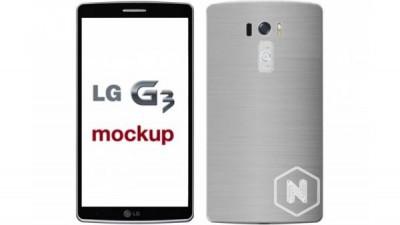 LG G3, Seperti Inikah Bentuknya Nanti?