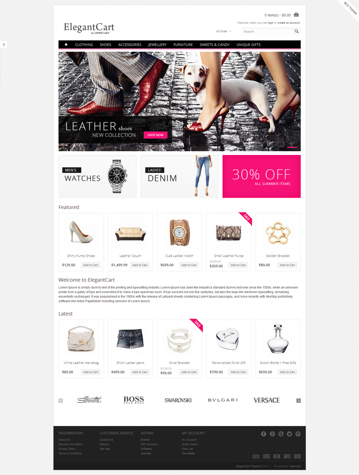 ElegantCart-shopping-cart-Template