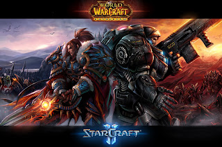 Warcraft Star Craft HD Wallpaper