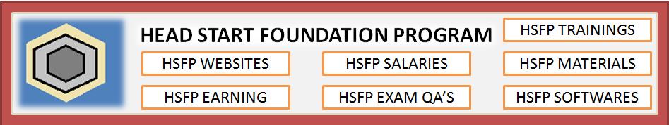 Head Start Foundation Program [Software]
