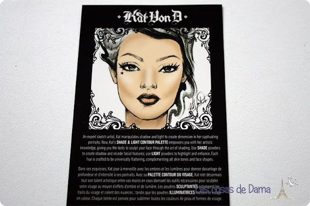 Kat Von D Shade Light Contour Face Palette