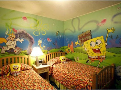 PLAY SCHOOL WALL PAINTING / 3D WALL PAINTING / CARTOON PAINTING ...