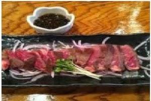 Resep Cara Membuat Gyuniku dan Tofu Shichimiyaki | Otayaki