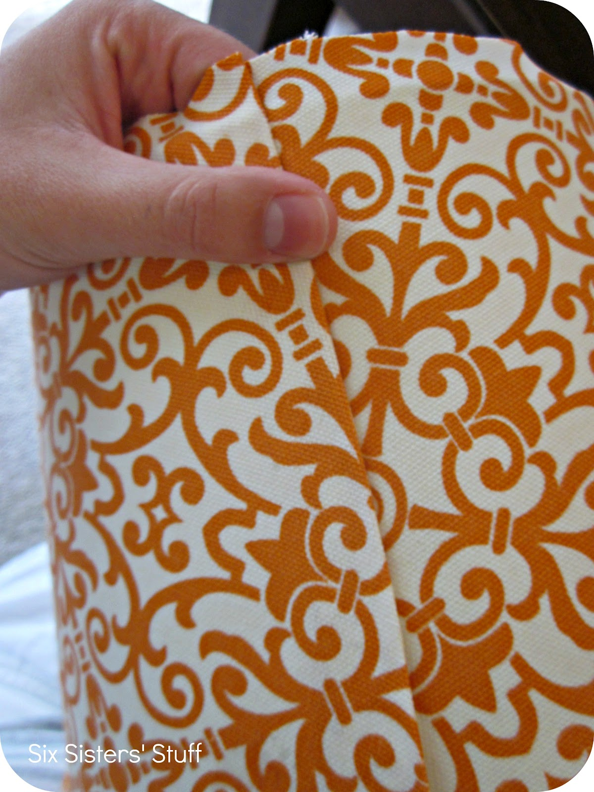 how to get spray adhesive out of fabric