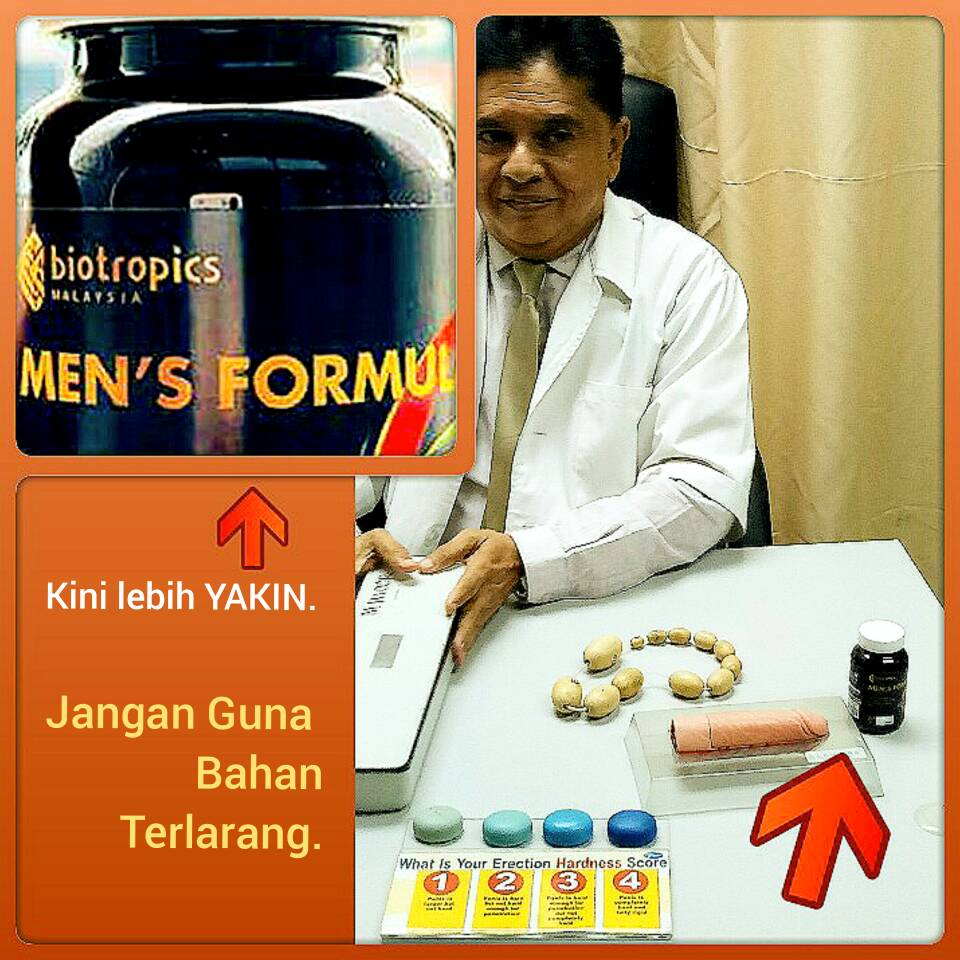 Men's Formula. Great Formula 4U