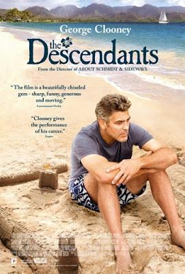 The Descendants 2011 film alternative movie poster