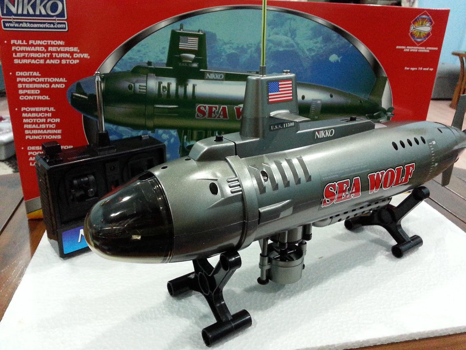 модели подводных лодок на радиоуправлении видео
