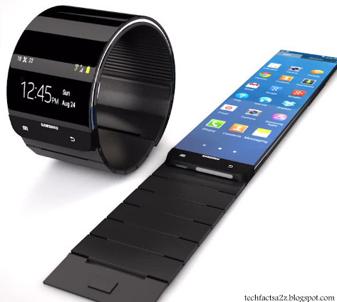 Tech Facts A2z Sumsang Quot Galaxy Gear Quot