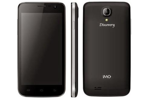 Handphone Imo Discovery