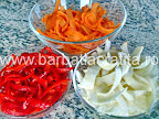 Salata de porumb si cruditati preparare reteta