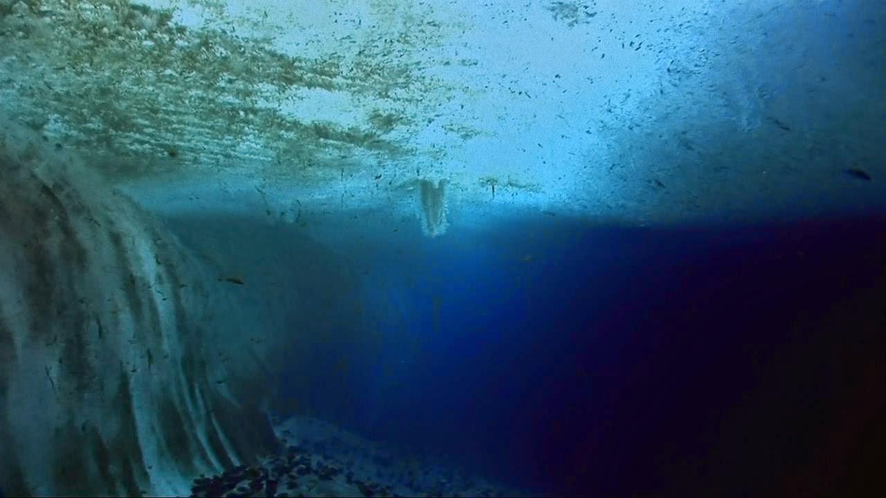 Diving footage