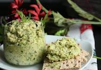 Pesto de Abobrinha (vegana)