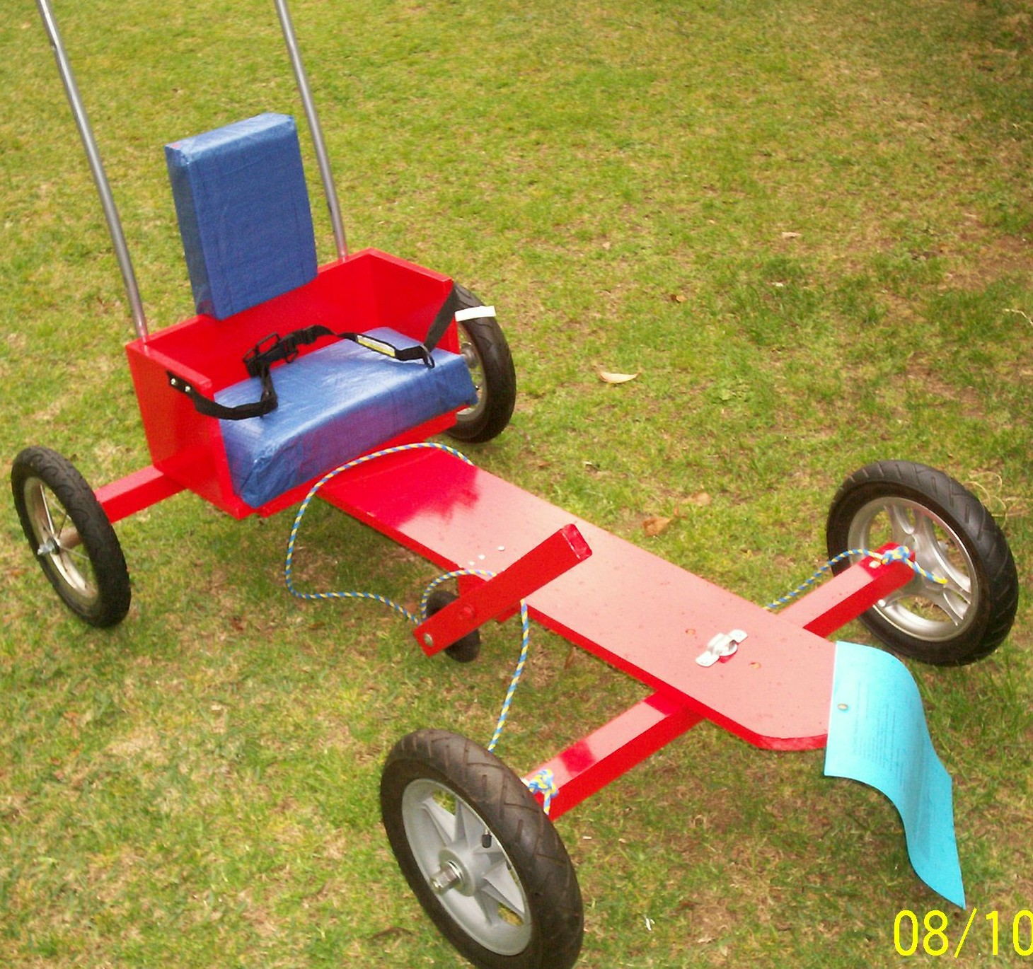 how to make a billy cart go faster