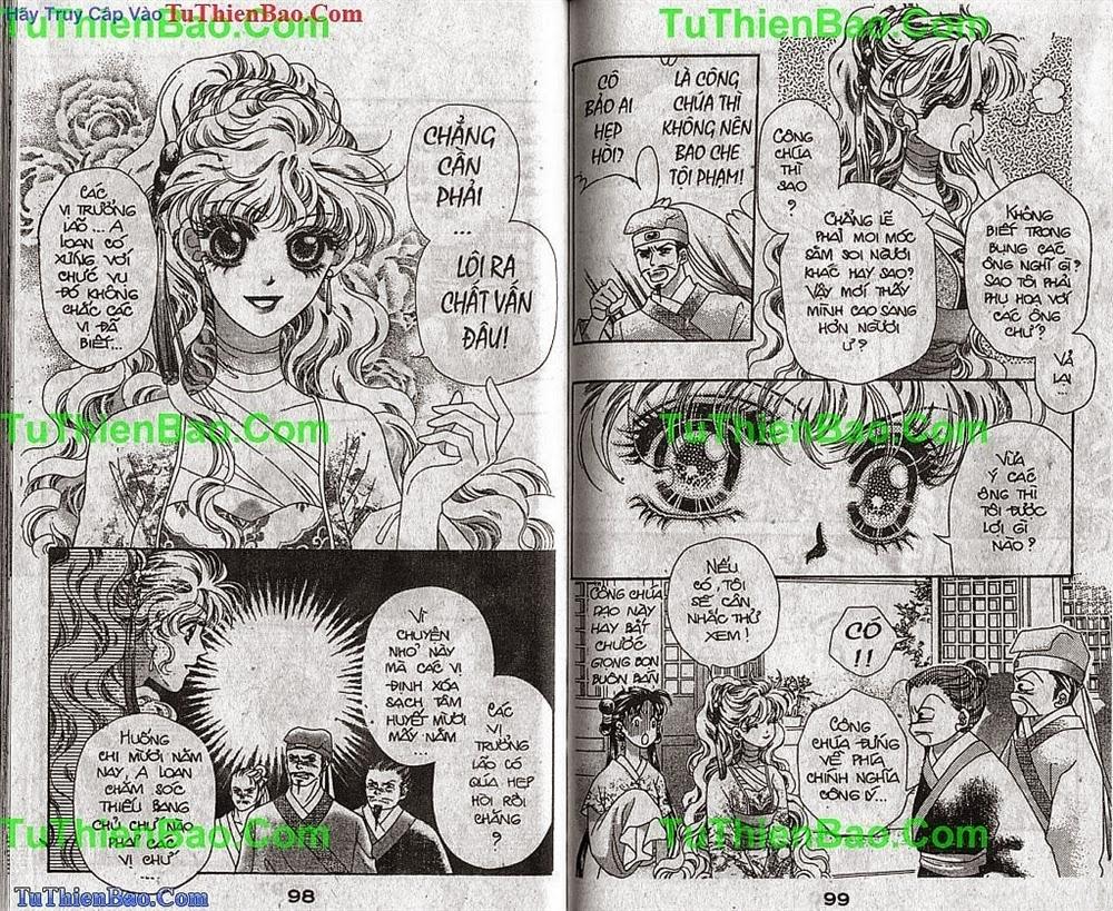 Công Chúa Nam Yên Chapter 15 - Trang 48