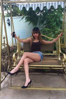 Votey Teav Cambodian Facebook Girl Sexy Photo Special collection 5