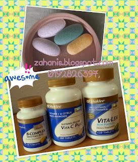 vitamin c shaklee rawat selsema
