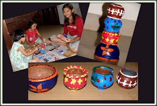 ektara pottery painting indian matka matka matka open just you to
