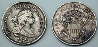 1804 Silver Dollar – The Most Valuable Coin in America
