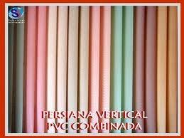 PERSIANA DE P.V.C.